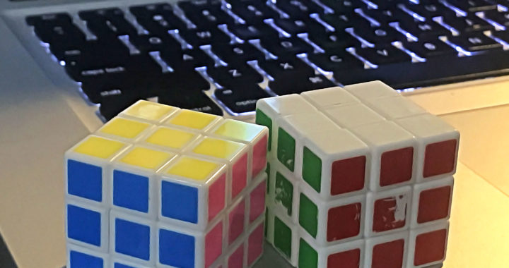 The pandemic that solves the Rubik's cube