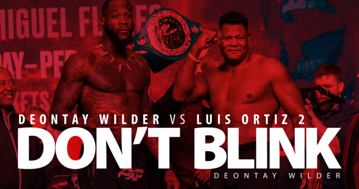 Deontay Wilder knocks Luis Ortiz out!!!