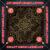 PERSIAN & MANDALA INSPIRED 4X4 LIMBER MAT